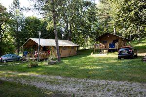Camping de Boÿse.