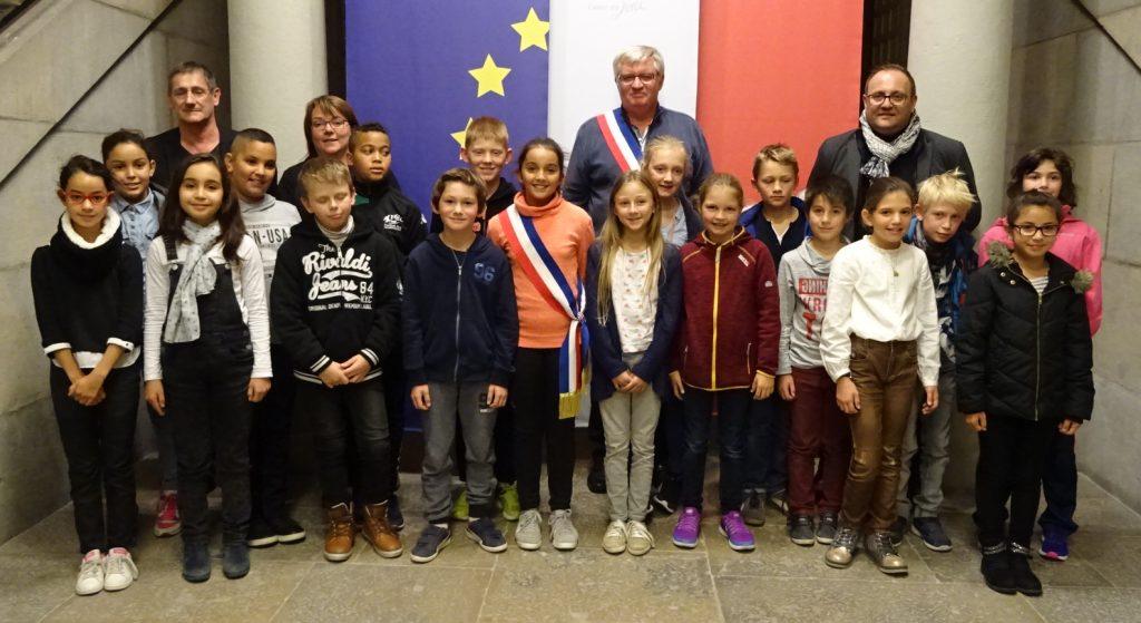 Conseil municipal des enfants - 3ème mandat.