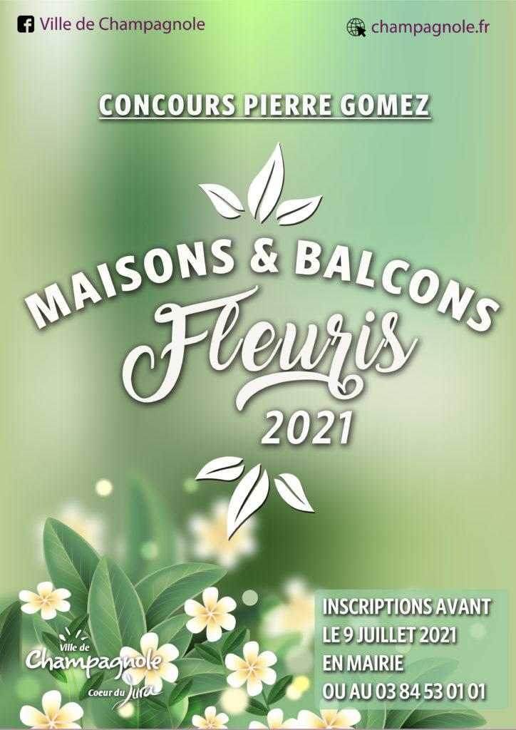 V 2 MAISON ET BALCONS FLEURIS 2020 A3