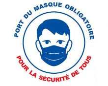 Champagnole : Arrêté prolongeant l'obligation du port du masque