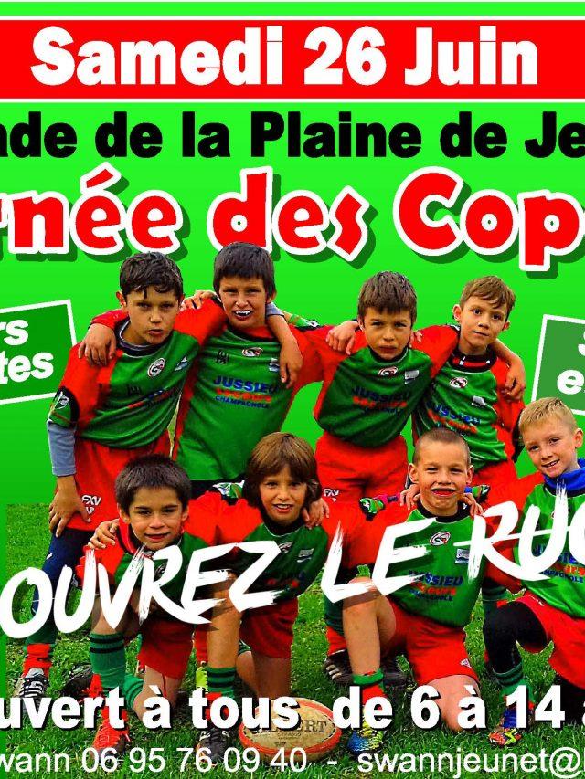 Rugby  Journée des copains