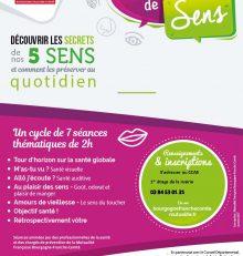 Atelier «Questions de Sens»
