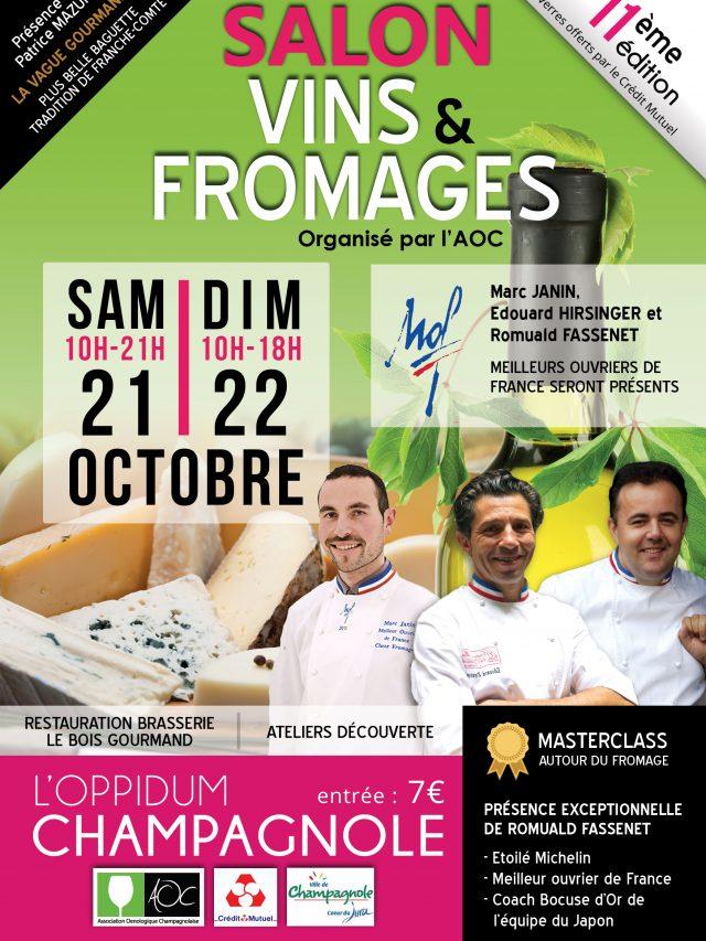 Salon Vins et Fromages