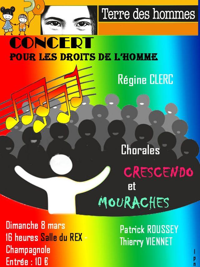 Concert pour les Droits de l'Homme