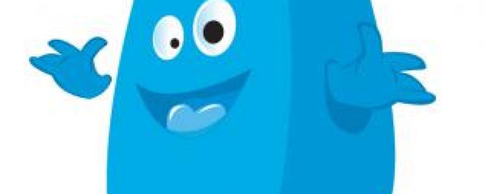 Collecte des bacs bleus