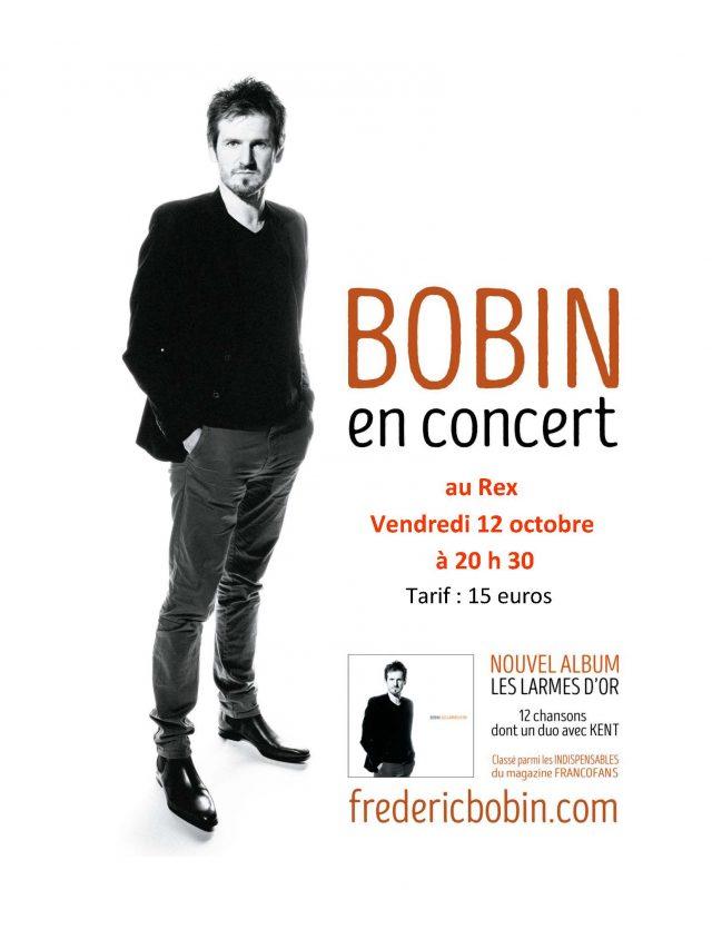 BOBIN en concert