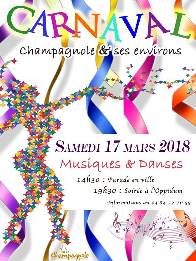 Carnaval «Danses et Musiques»