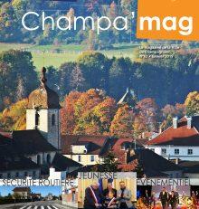 Champa'mag  – Janvier 2019