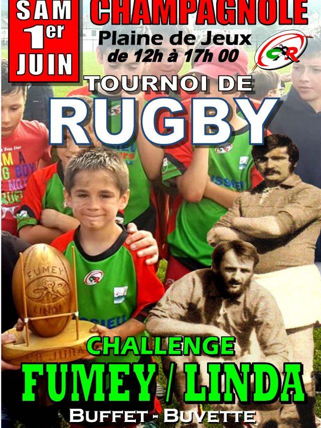 Rugby : Challenge Fumey/Linda