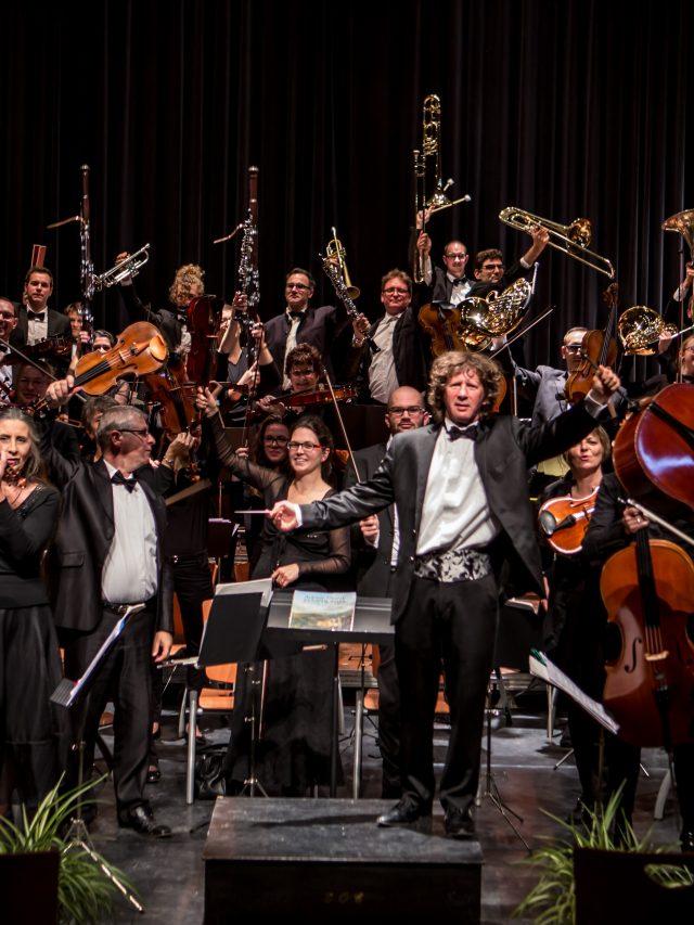 Concert de l'ensemble orchestral du Jura
