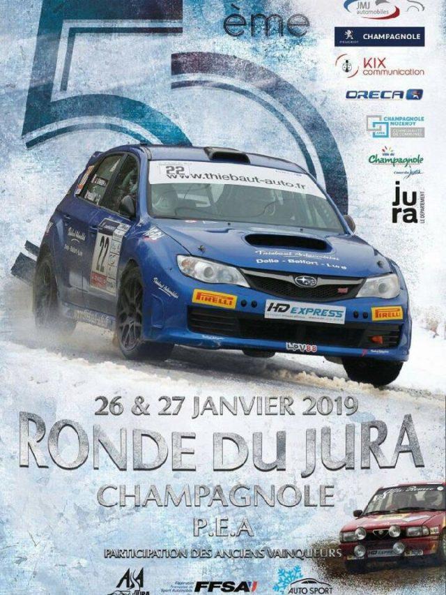 50ème Ronde du Jura