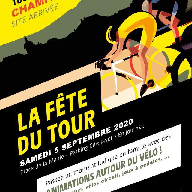 LA FÊTE DU TOUR – 5 septembre 2020