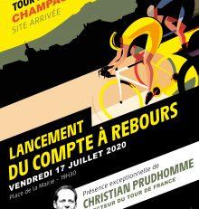 Tour de France : Lancement du compte à rebours