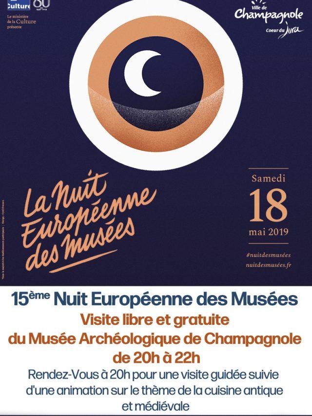 La nuit européennes des musées