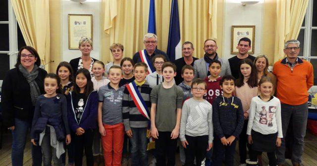 Élection Nouveau Conseil Municipal Enfant 2018