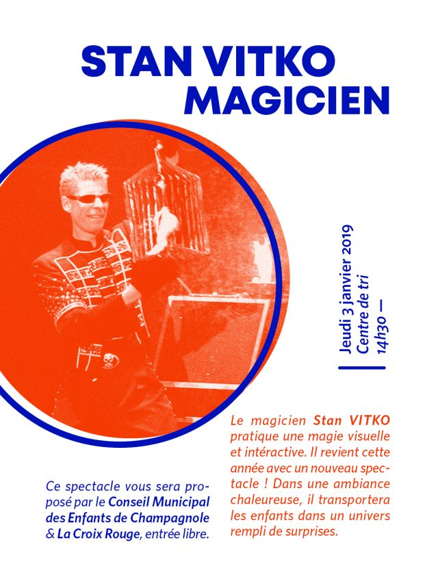 Spectacle de Magie STAN VITKO