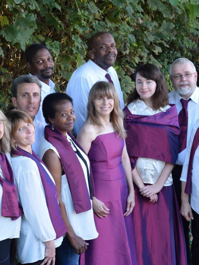 Concert Gospel avec itinéraire Cadencé