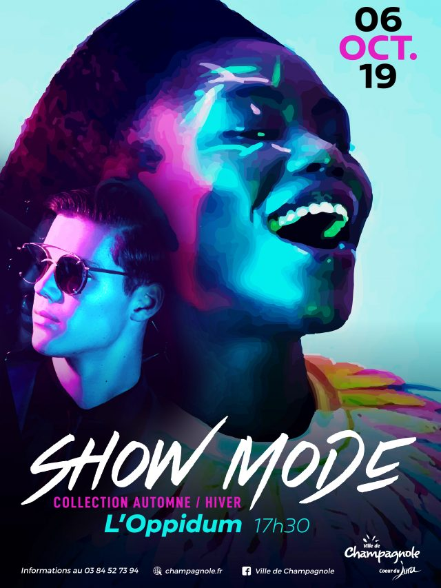 Show Mode – Collection Automne / Hiver 2019
