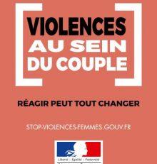 Stop violences au sein du couple