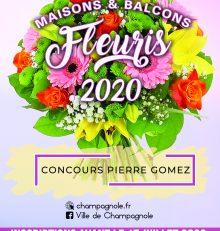 Maisons et balcons fleuris – concours Pierre Gomez.