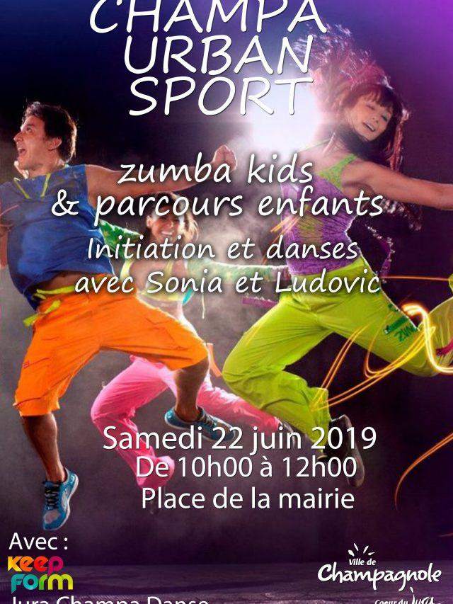 Champa Urban Sport