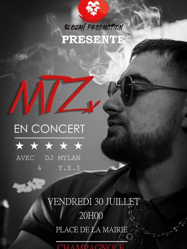 Scène d'été : MTZx (Rap) + çATTACH ( cover pop/rock) en concert !