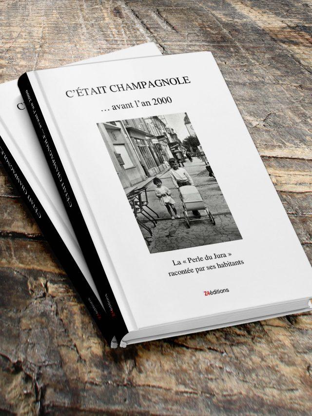 Lancement du livre «C'était Champagnole…. avant l'an 2000»
