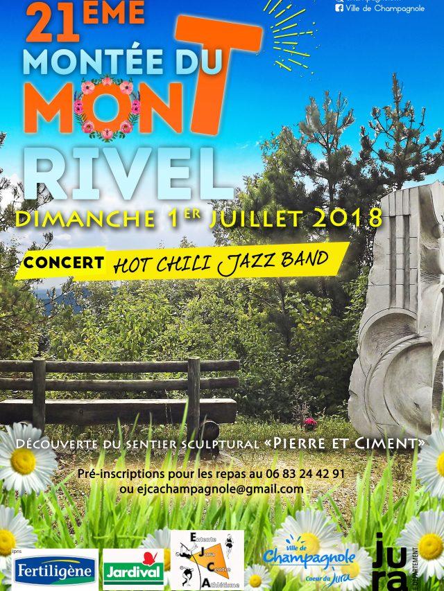 21 ème Montée du Mont-Rivel