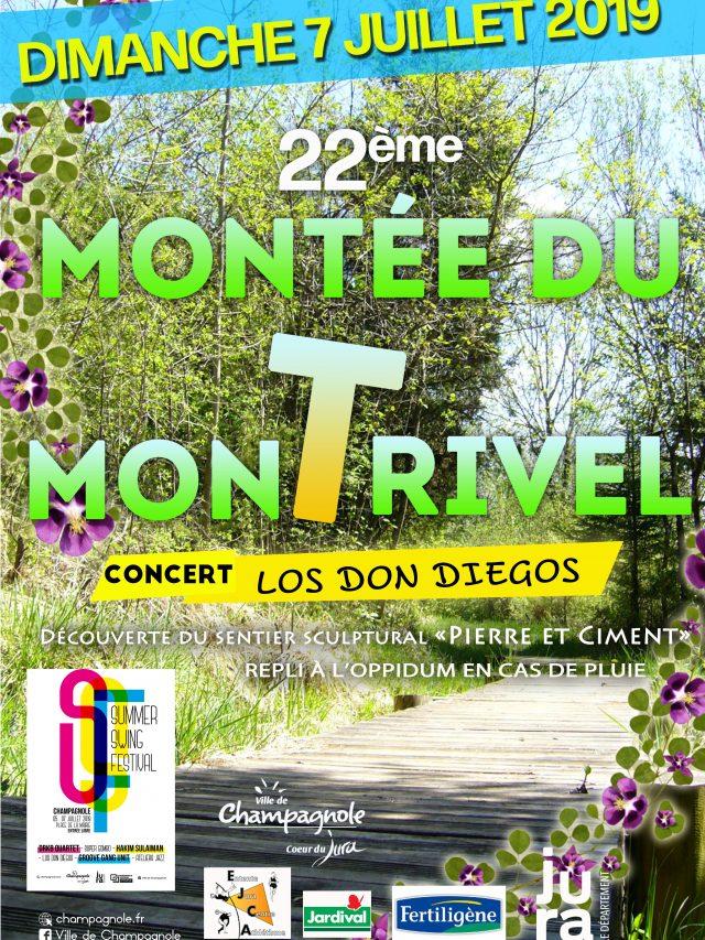 22 ème Montée du Mont-Rivel