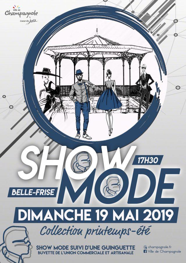 Show mode printemps été 2019