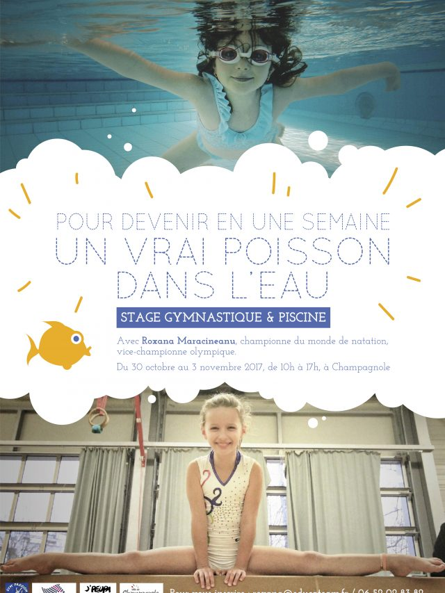 Stage gymnastique & piscine