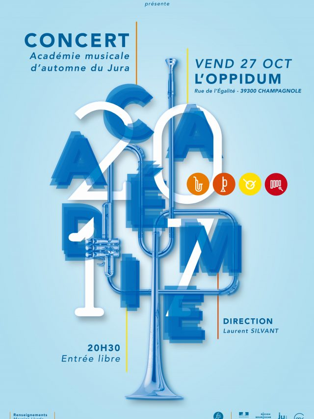 Concert Académie musicale d'automne du Jura