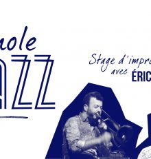 Stage d'improvisation Jazz avec Eric Seva