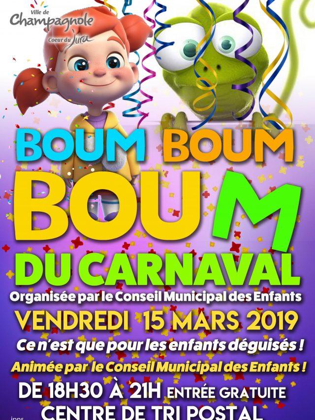 Boum du carnaval