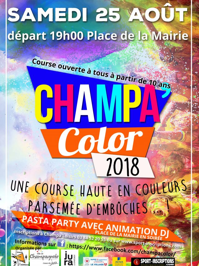 Champa Color 2018