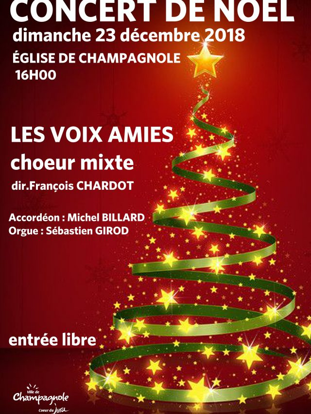 Concert de Noël des Voix Amies