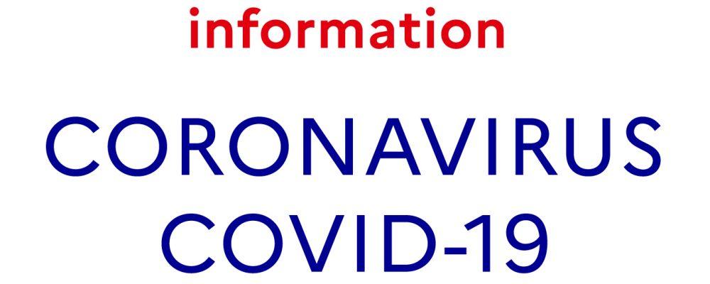 Coronavirus : les mesures en cours