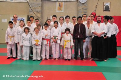 Aïkido Club Champagnole