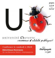 Université Ouverte saison 2019/2020