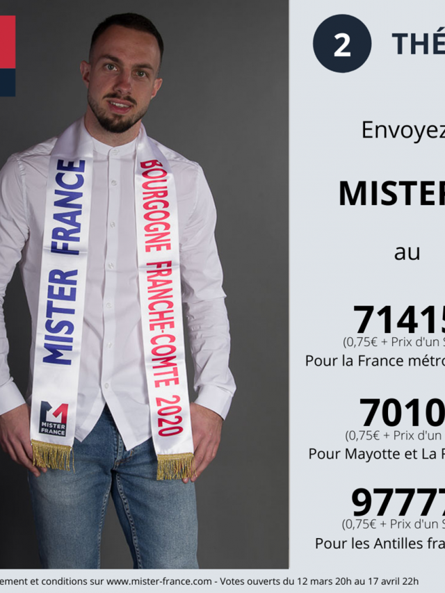 Élection Mister France