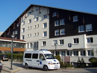 Centre Hospitalier de Franche-Comté