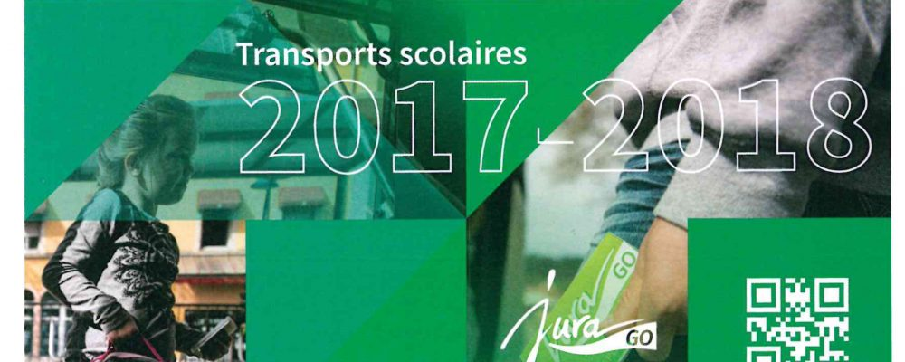 Transports scolaires 2017-2018