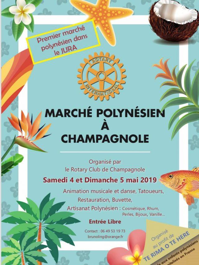 Marché Polynésien