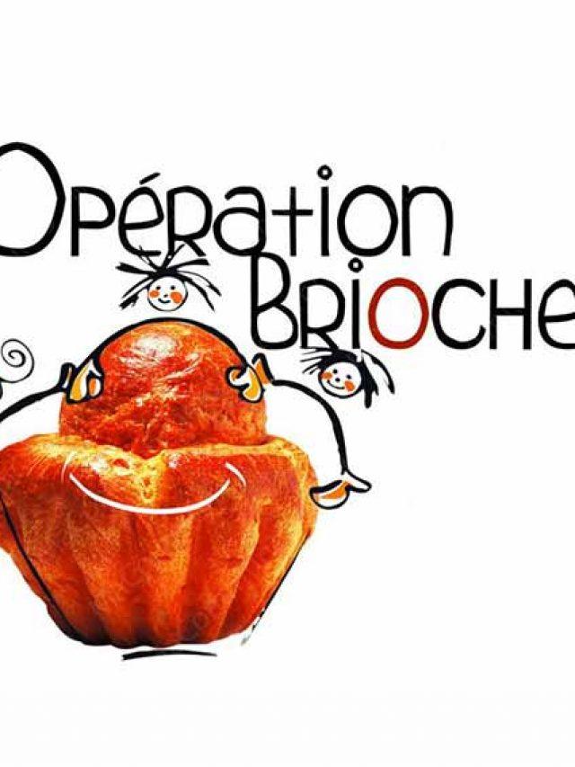 Opération Brioches 2018