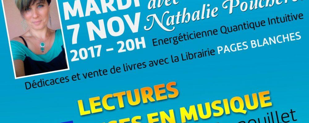 En novembre à la Bibliothèque Municipale