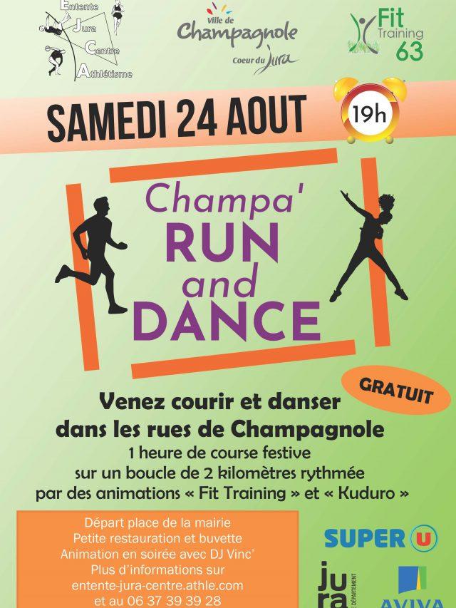 Champa Run&Dance
