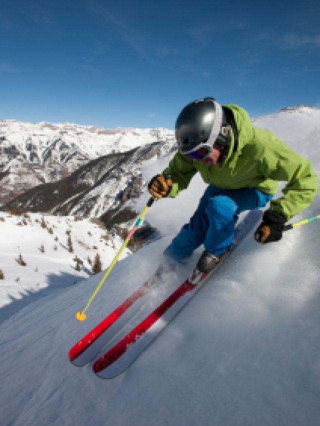 Sortie Ski à Flaine