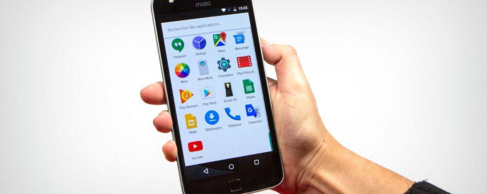 CCAS : Atelier Smartphone