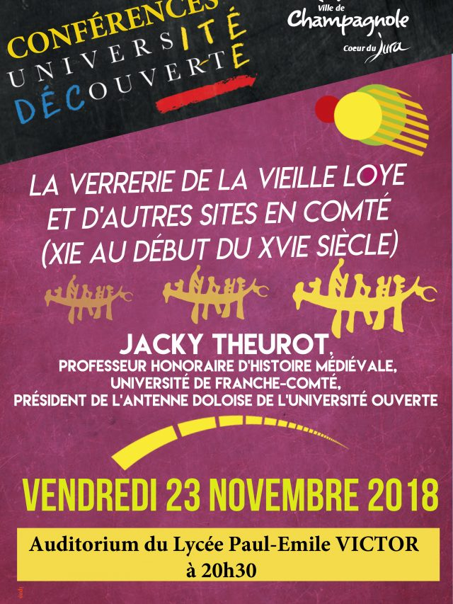 Conférence Université découverte