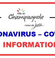 Commande à distance / livraison à domicile par les commerces Champagnolais